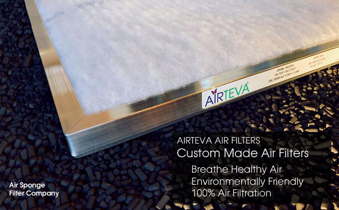 Air filters for the home
