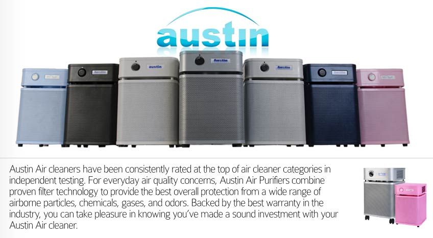 Austin Air Cleaners