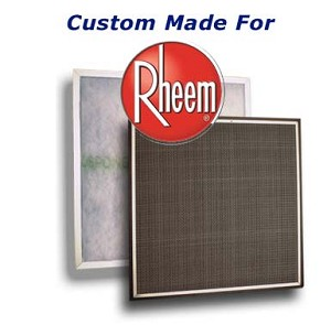 HealthSmart Air Filter - Rheem edition with a year supply of (6) Biosponge refills