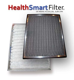 HealthSmart Custom Furnace Filter 1""