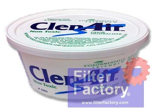 ClenAir Odor Neutralizer, Gel Tubs  1/2 Pound