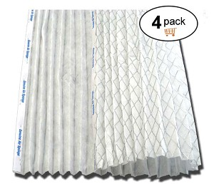 BioPleat Refills (4 Pack) | Furnace - AC Filter Refills   One years supply