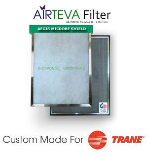 Your Purchase is Guaranteed!    You have a full 60 days to try out the AIRTEVA Filter in your Trane system and see if it doesn't do all that we've promised it does. If it doesn't, just return it and we'll refund your payment -- guaranteed!